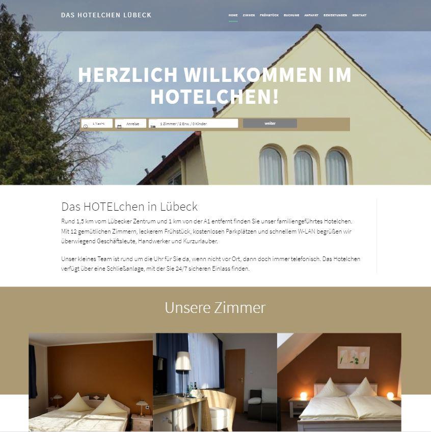 Das HOTELCHEN Lübeck