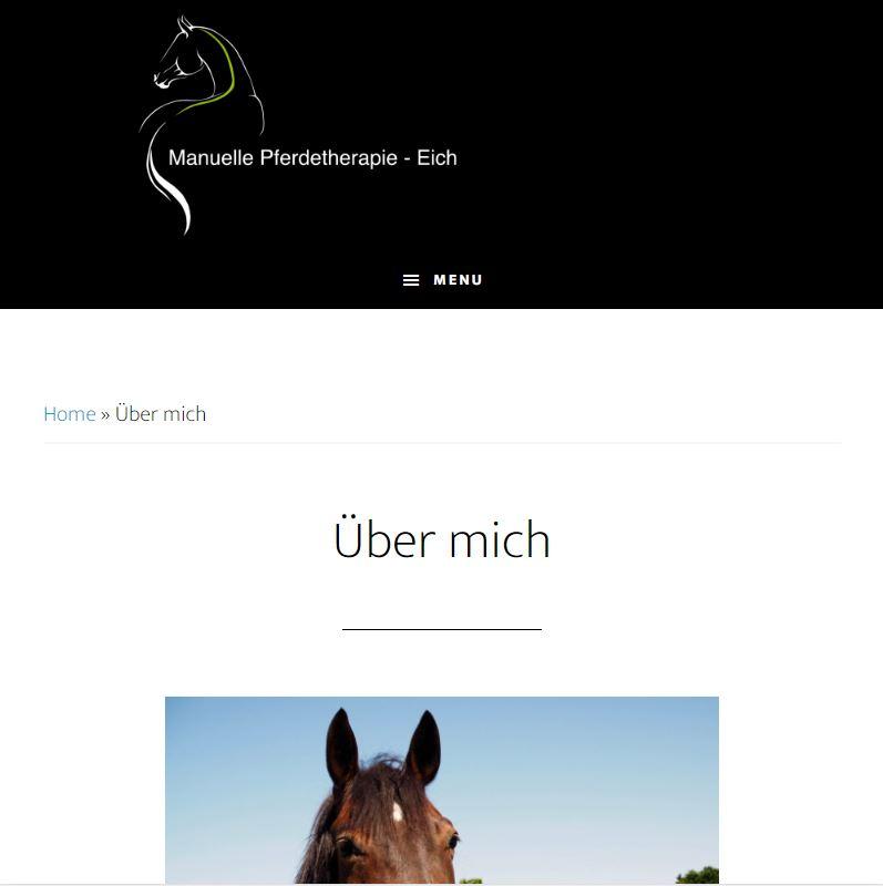 Pferdetherapie Eich